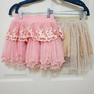 Other - Tutu mini skirts